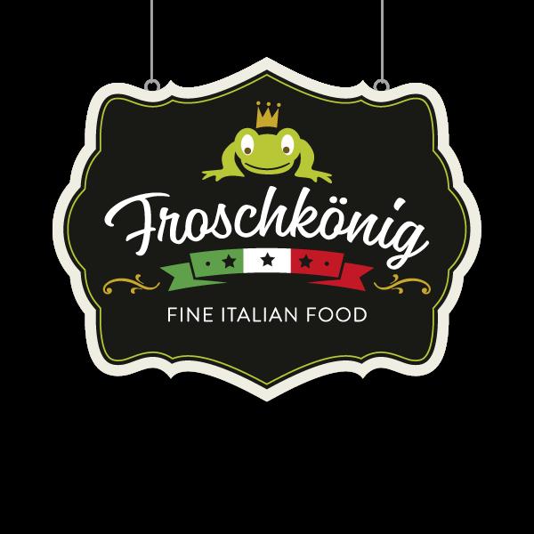 Froschkönig_Logo